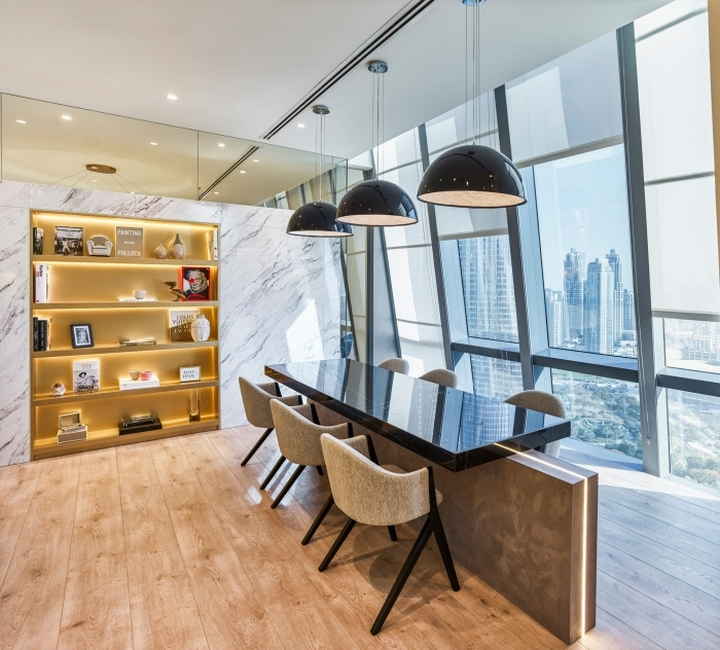 187 Mojeh Magazine Offices By Swiss Bureau Interior Design