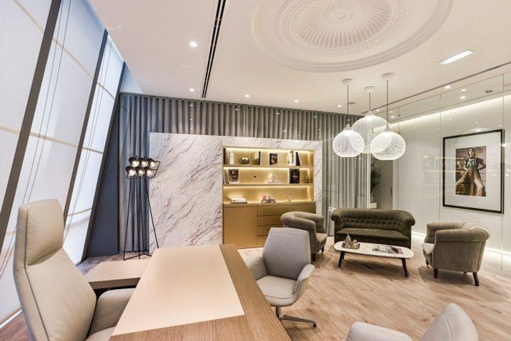 Mojeh Magazine Offices By Swiss Bureau Interior Design Dubai Uae