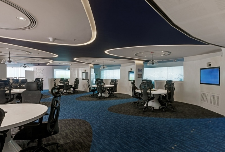 Mindtree Offices By Cnt Architects Bangalore India 187 Retail Design Blog
