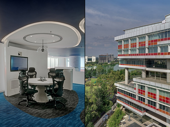 Mindtree Offices By Cnt Architects Bangalore India