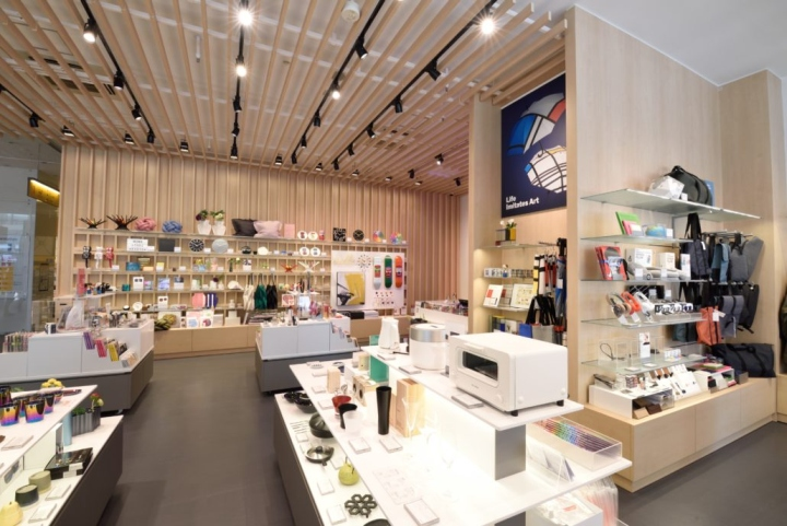 Museum of Modern Art Design Store by Lumsden, Kyoto – Japan