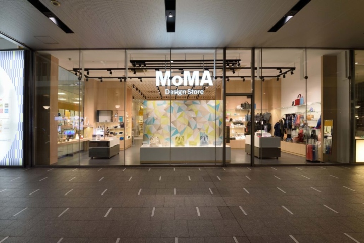 187 Museum Of Modern Art Design Store By Lumsden Kyoto Japan