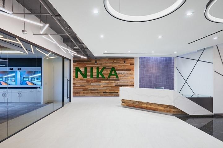 马里兰NIKA办公室设计