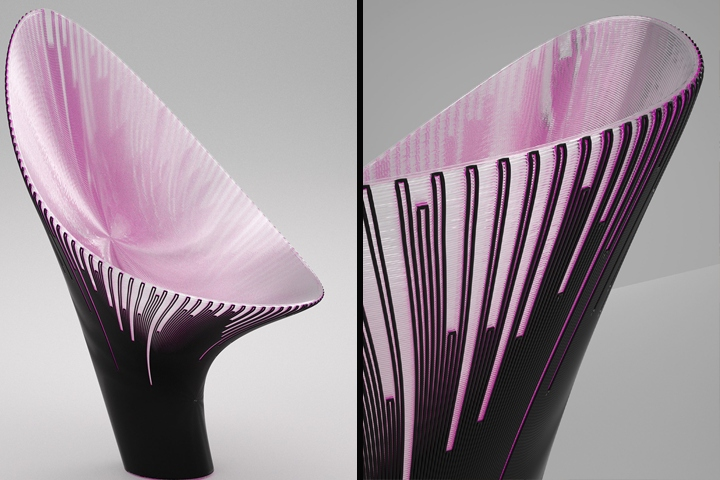 Nagami 3d Printed Chairs By Zaha Hadid Architects Retail