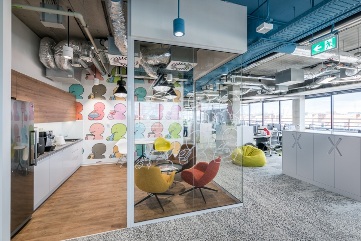 4de6481559972 When creating an OLX office, we focused on designing a space where our  employees would feel well. It must be remembered that we spend a lot of our  day at ...