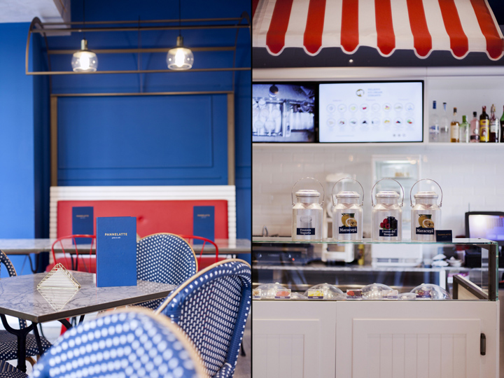 187 Pannelatte Ice Cream Shop By Huuun Palma De Mallorca