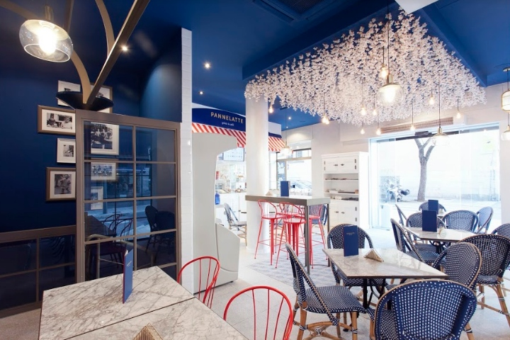 Pannelatte Ice Cream Shop By Huuun Palma De Mallorca Spain