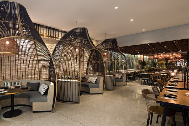 Putu made restaurant by metaphor interior jakarta