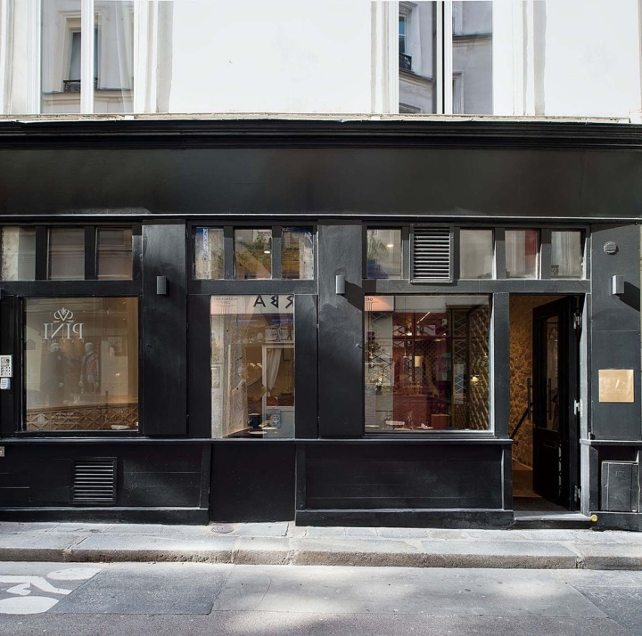 restaurant yoshinori by alia bengana architecte dplg atelier bepg sasu d architecture paris. Black Bedroom Furniture Sets. Home Design Ideas