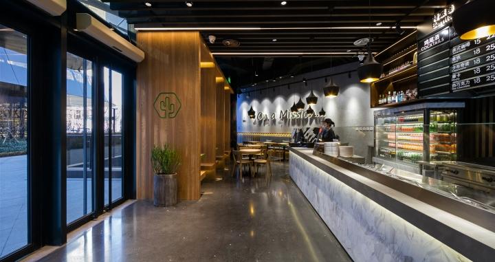 The Mission Restaurant By 5 Star Plus Retail Design Beijing