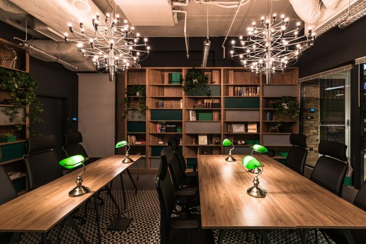The Brain Embassy Headquarters By Mode Lina Warszawa