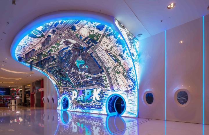 Vr Park By 4space  Dubai  U2013 Uae  U00bb Retail Design Blog