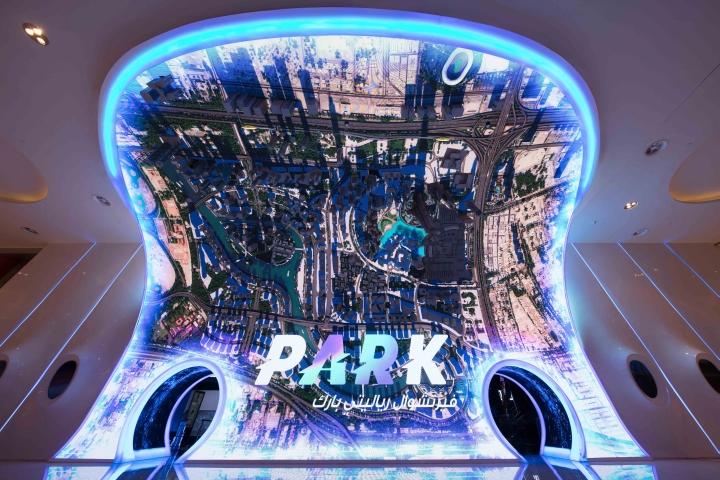 Vr Park By 4space Dubai Uae 187 Retail Design Blog