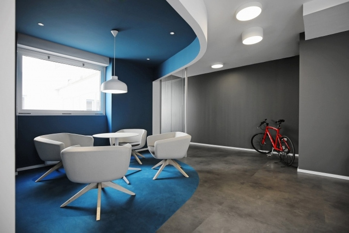 187 E Novia Offices By Il Prisma Milano Srl Milan Italy