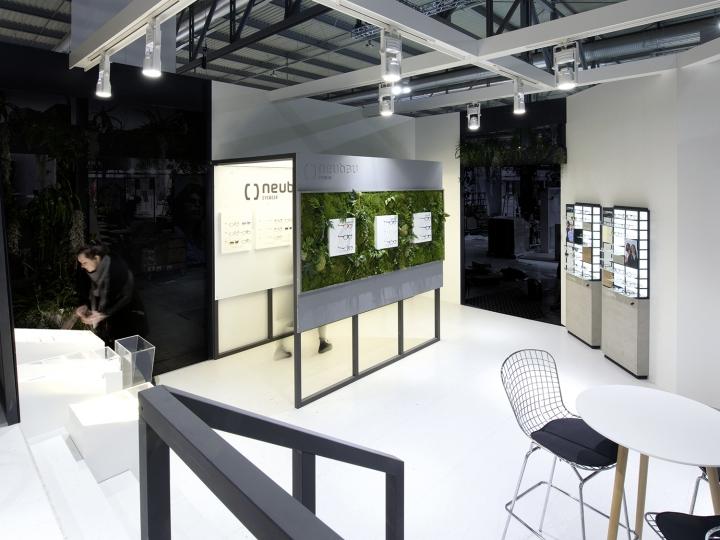 意大利米兰neubau眼镜店设计
