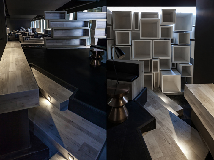 Box100 Office By Yiduan Shanghai Interior Design Nanchang