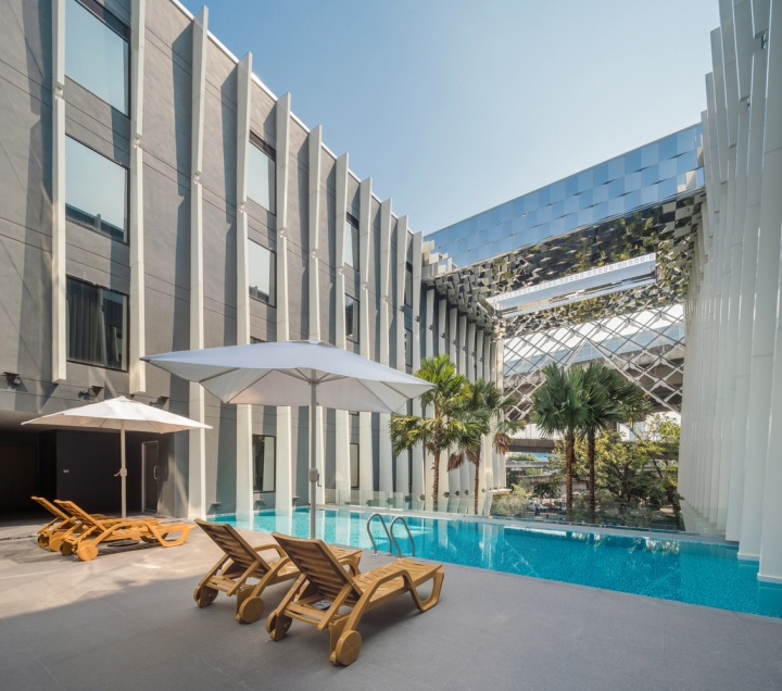 187 Bangkok Midtown Hotel By Plan Architect Bangkok Thailand