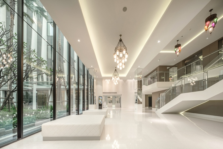 Bangkok midtown hotel retail design blog for Top design hotels bangkok