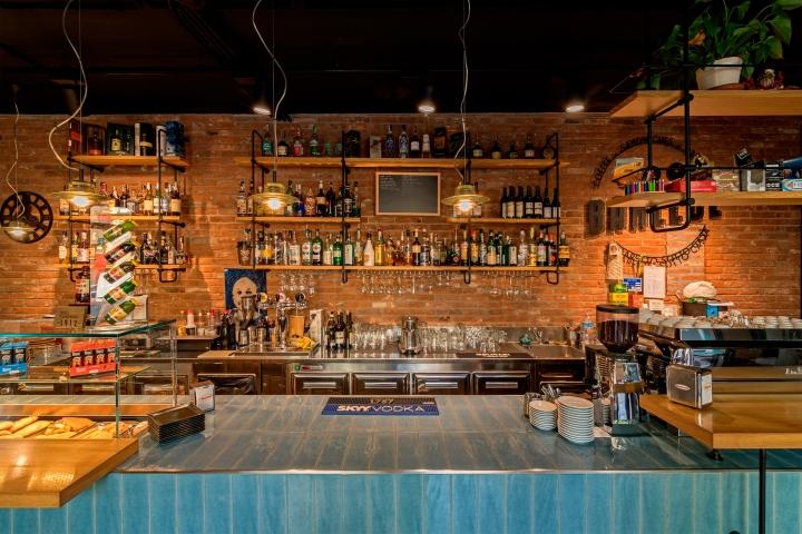 Bar Elce By Afa Arredamenti Perugia Italy 187 Retail