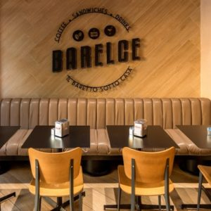 Tribeca heineken restaurant bar by lab matic madrid for Arredamenti perugia