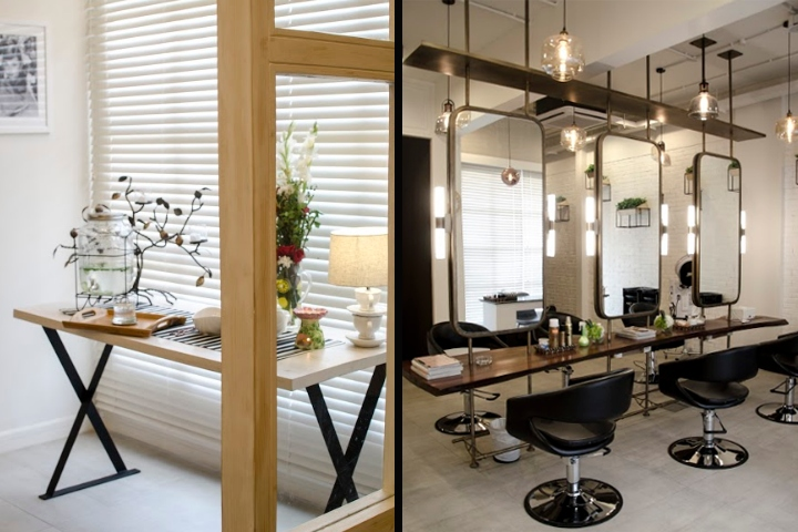 Beauty bar salon spa by studio ser karachi pakistan - Bar salon design ...