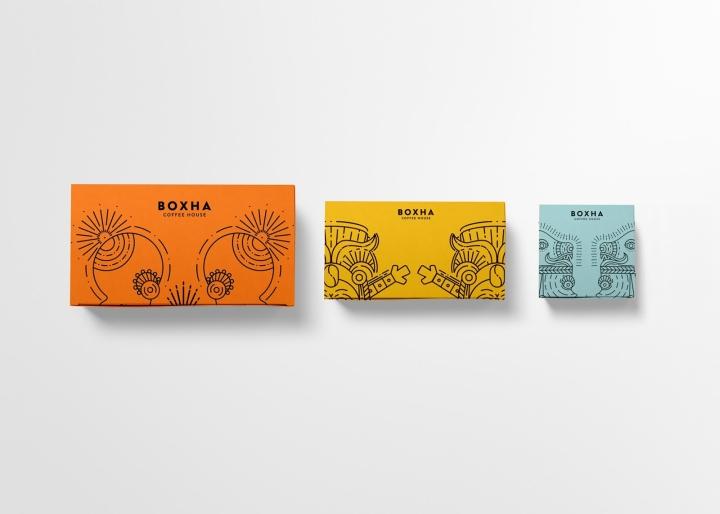 Boxha Coffee House ideny by Eme Design Studio on html radio box, html list box, html content box, html color box, html background, html link box, banner box, html information box, html page layout box, html rectangle box, html style box,