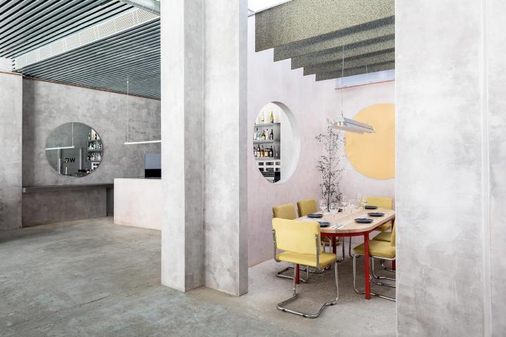 西班牙Casaplata餐厅设计