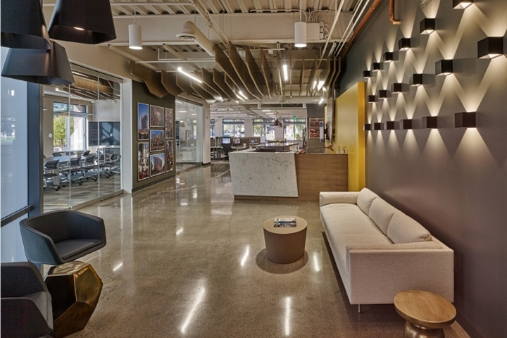 Cuningham Group Architecture Have Recently Completed The Design For Their  New Offices Located In Las Vegas, Nevada. Cuningham Group Architecture  Created An ...