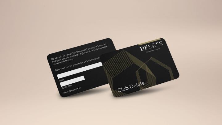d87280e95 DELETE salon deisgn & branding by Brandnew brand designers ...