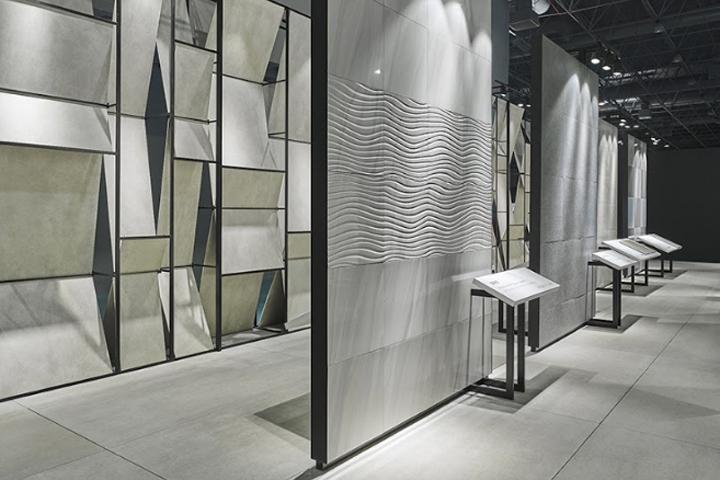 意大利Kale 瓷砖展厅设计
