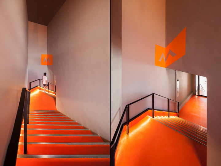 » M FITNESS by IF (Integrated Field), Bangkok – Thailand