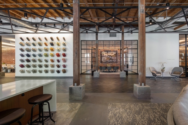 Mannington design center by corgan atlanta georgia