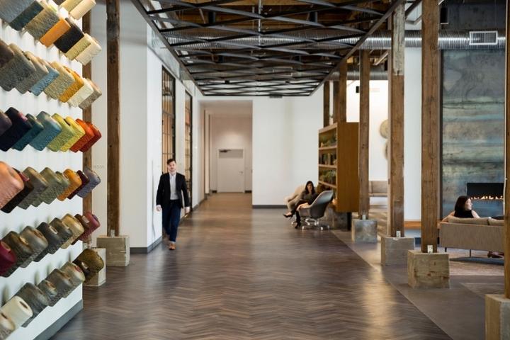 Mannington design center by corgan atlanta georgia - Registered interior designer georgia ...