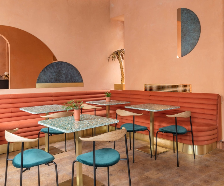 Omar s place mediterranean restaurant by sella concept