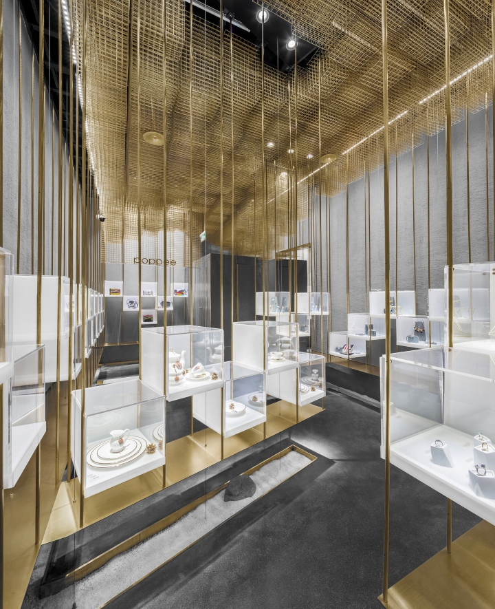 Poppee collection store by atelier tree beijing china - Blog di interior design ...