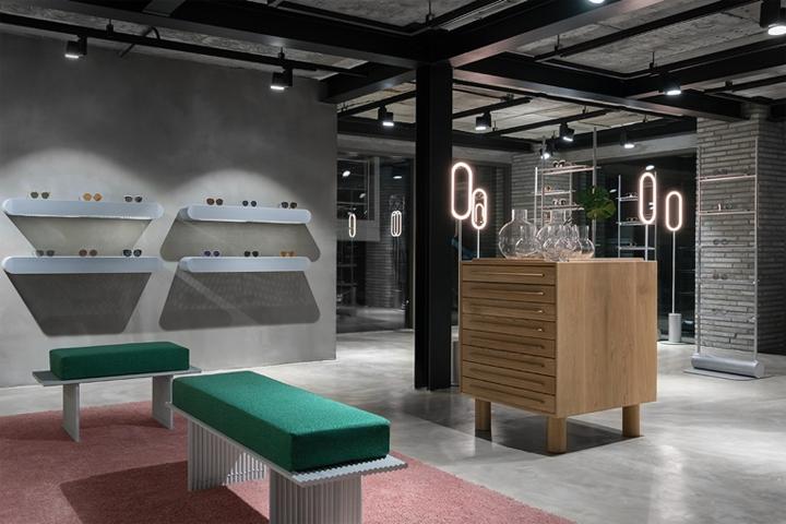 26239be7d6 Projekt Produkt flagship store by Kunsik Choi