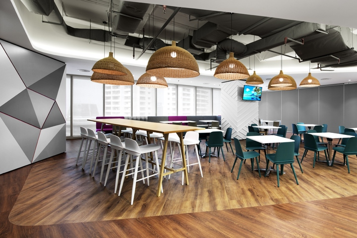 ISG In Malaysia Has Successfully Completed A Transformative Fit Out For Leading Online Employment Market SEEK Asia At Their Headquarters Kuala Lumpur