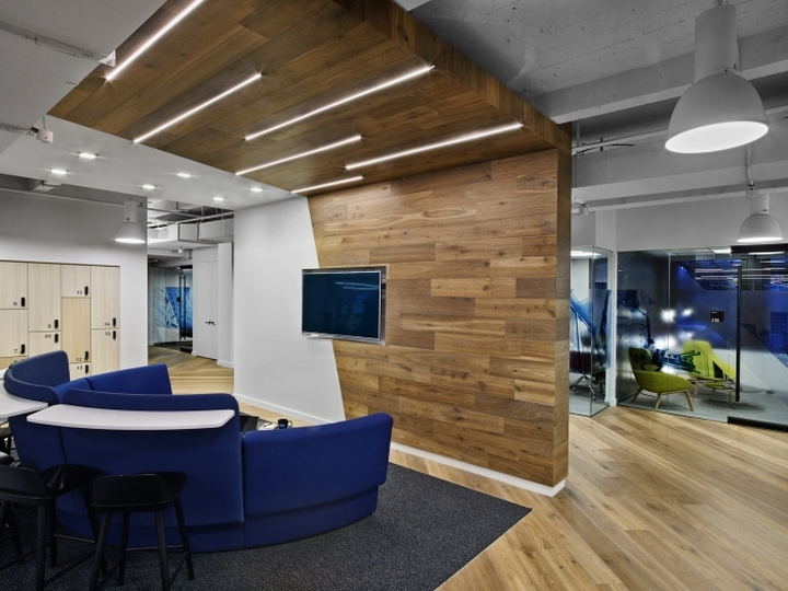 187 Silicon Valley Bank Offices By Fennie Mehl Architects New York City