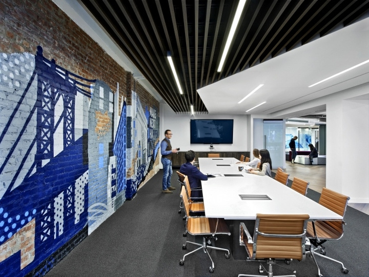 187 Silicon Valley Bank Offices By Fennie Mehl Architects