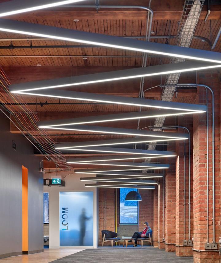 Lighting Warehouse Toronto: Slack Toronto Office By Dubbeldam Architecture + Design