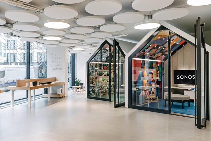 In Todayu0027s Experience Economy, Brands Have To Sell A Good Time, Not Goods.  The Sonos Concept Store That Opened Earlier This Month Embodies This  Principle, ...
