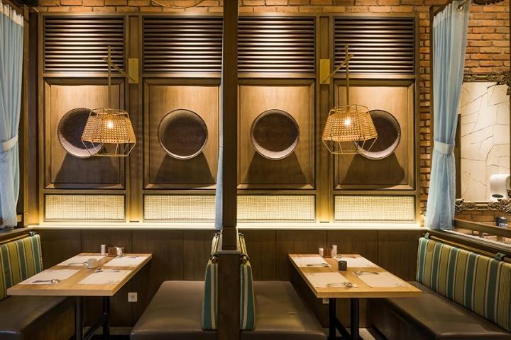 Tali Bali Restaurant By Metaphor Interior Architecture Jakarta Indonesia