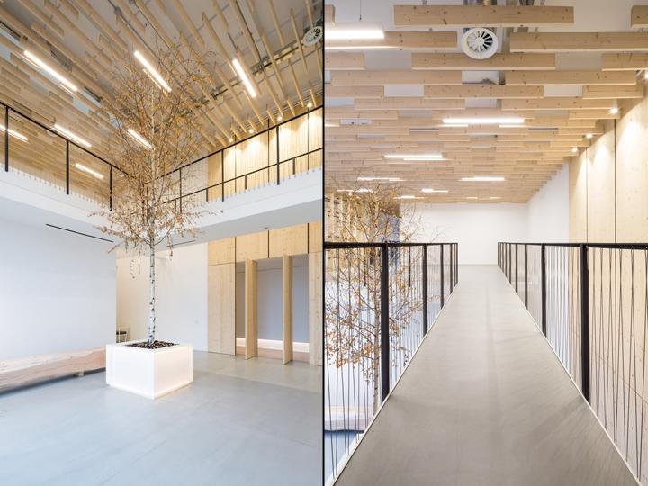 Terratinta Ceramiche headquarter & showroom by Enrico