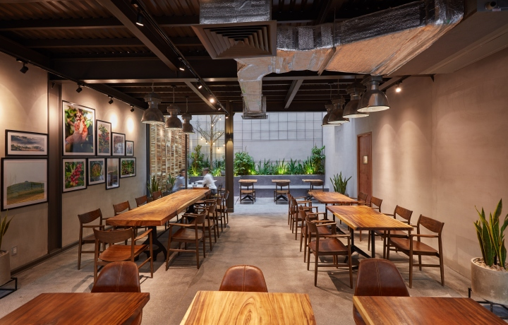 The Coffee House Signature By Bodc Ho Chi Minh City