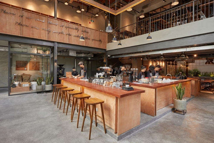 The Coffee House Signature by BODC, Ho Chi Minh City