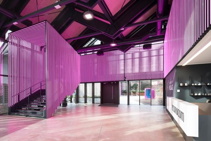 » Econocom Offices By Il Prisma Milano Srl, Milan