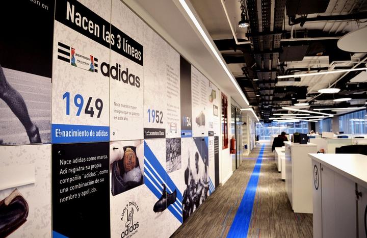 Automáticamente Tomate no relacionado  Adidas Offices by Oarquitectos, Santiago – Chile