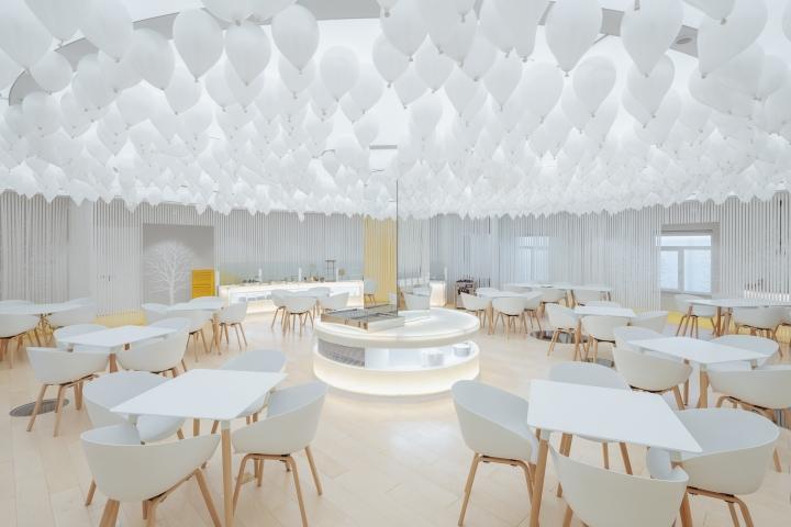 Aranya Kid S Restaurant By Wutopia Lab Qinhuangdao