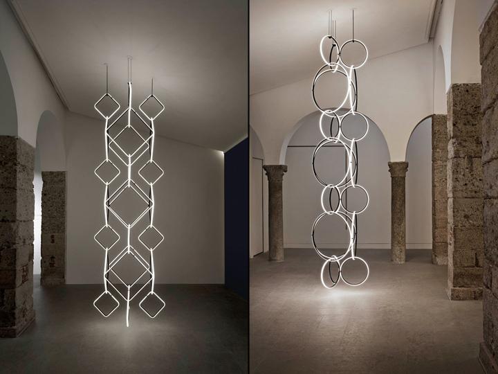 Arrangements Lighting Installation By Michael