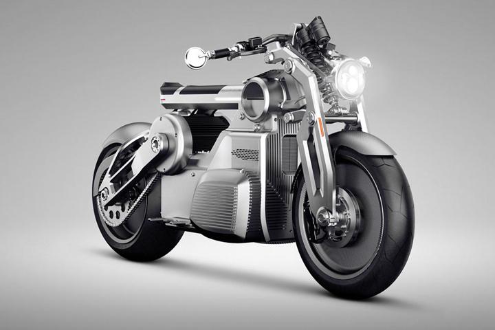 187 Curtiss Zeuss Electric Bike